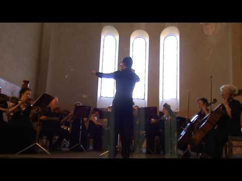 Государственный камерный оркестр Республики Абхазия. Попурри на народные абхазские темы.