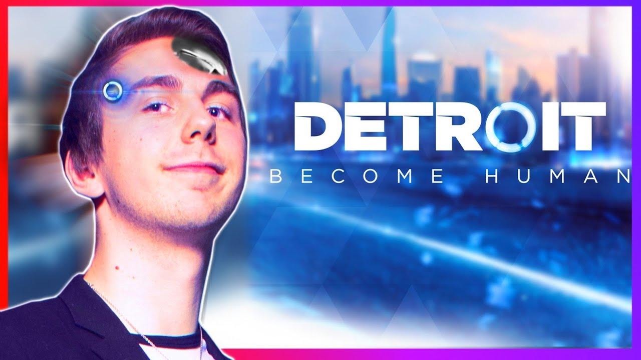 HJÆLP mig træffe de rigtige valg! | Detroit: Become Human