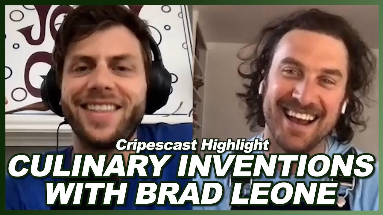 Culinary Inventions with Brad Leone - Cripescast Highlight