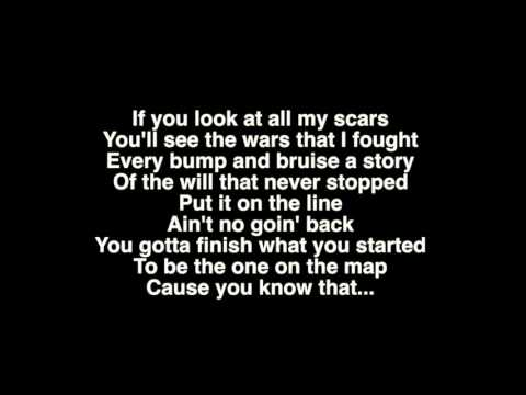 Undefeatable Lyrics