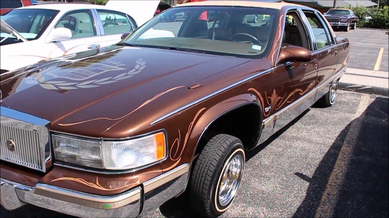 Lowrider Caddy Individuals C C Midwest Mayhem car show