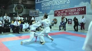 6th WUKF World Karate Championships Trailer