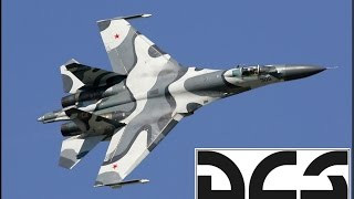 DCS 2.0 NTTR - SU27 - Online Play - Brave New Land