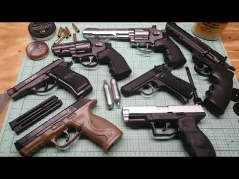 Pistol buying guide  Which bb/pellet pistol is right for you?