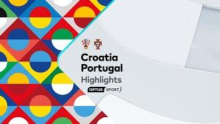 HIGHLIGHTS: Croatia v Portugal | UEFA Nations League