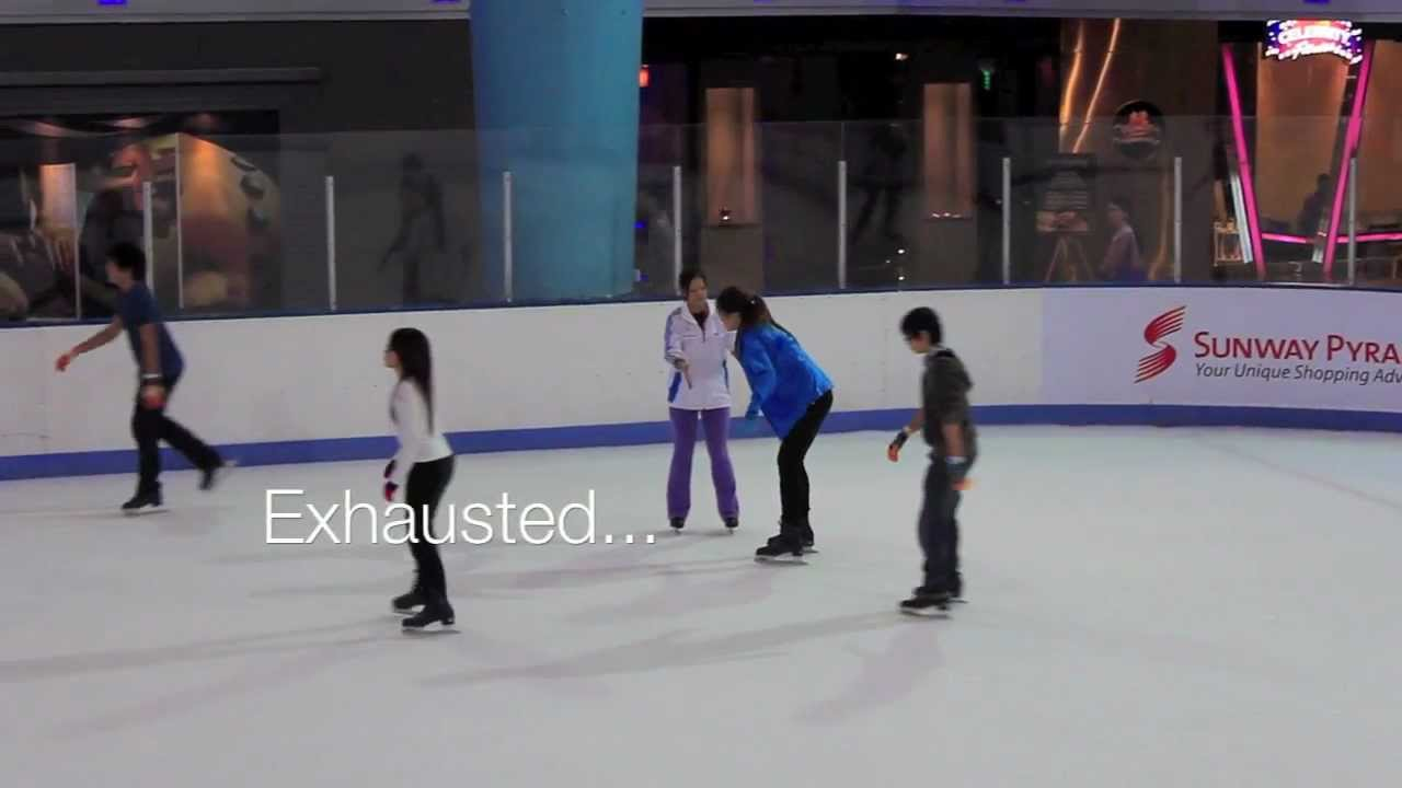 How To Ice Skating (for Beginners)