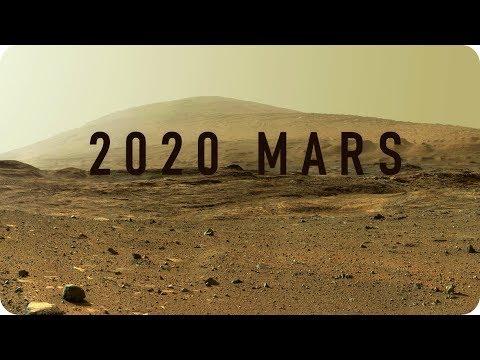 ЭТО МАРС! ЛУЧШИЕ ПАНОРАМЫ МАРСА ЗА 2019 ГОД. [Curiosity Rover   Real Images   Mars]