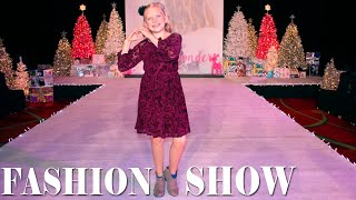 Alyssa's First Fashion Show!!
