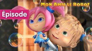 Masha et Michka - 🤖 Mon Amie Le Robot 🤖😆(Épisode 60)