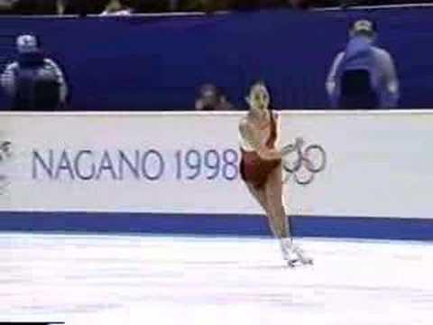 Michelle Kwan - 1998 Olympics SP (Rachmaninoff)