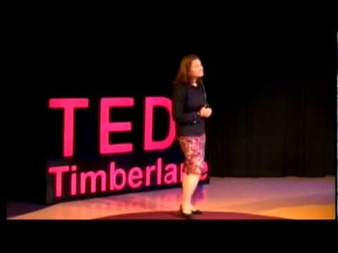 """""""Lessons in Compassion:  A Teacher's Education in Exile"""": Carolyn Gamtso at TEDxTimberlaneSchools"""