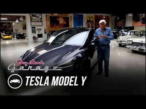 Tesla Model Y – Jay Leno's Garage