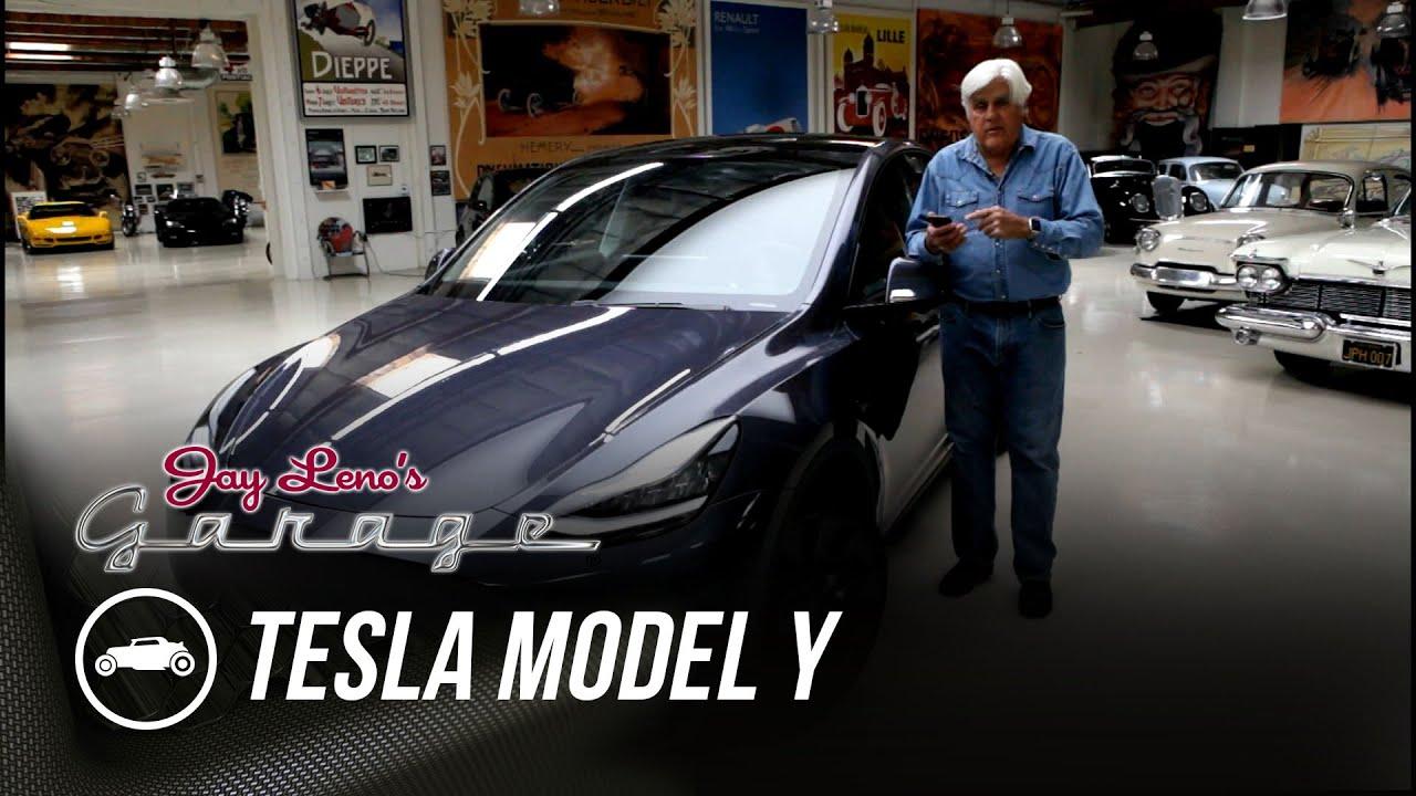Jay Leno Model Y