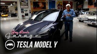 homepage tile video photo for Tesla Model Y - Jay Leno's Garage