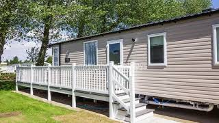 Haven Thorpe park stunning caravan for hire late availability call us on 01362 470888