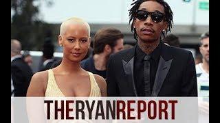 Amber Rose, Usher + Power On The Ryan Report