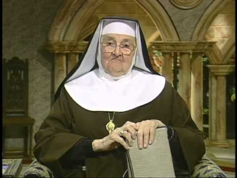 MOTHER ANGELICA LIVE -  3-13-12 -  Conscience