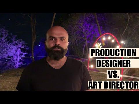 VLOG 208    Production Designer VS. Art Director    Prashant Thakkar