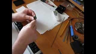 turnoncoil(Намотка трансформатора на ферритовом кольце., 2014-11-11T09:42:54.000Z)