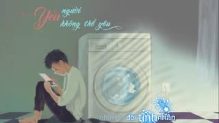 Yêu Người Không Thể Yêu   Mr  Siro   Bình Minh Vũ  Lyrics Video