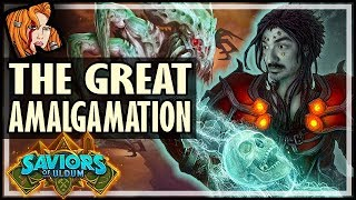 CRABS, CANNONS, & MECHS?! Let The Fight Begin! - Saviors of Uldum Hearthstone