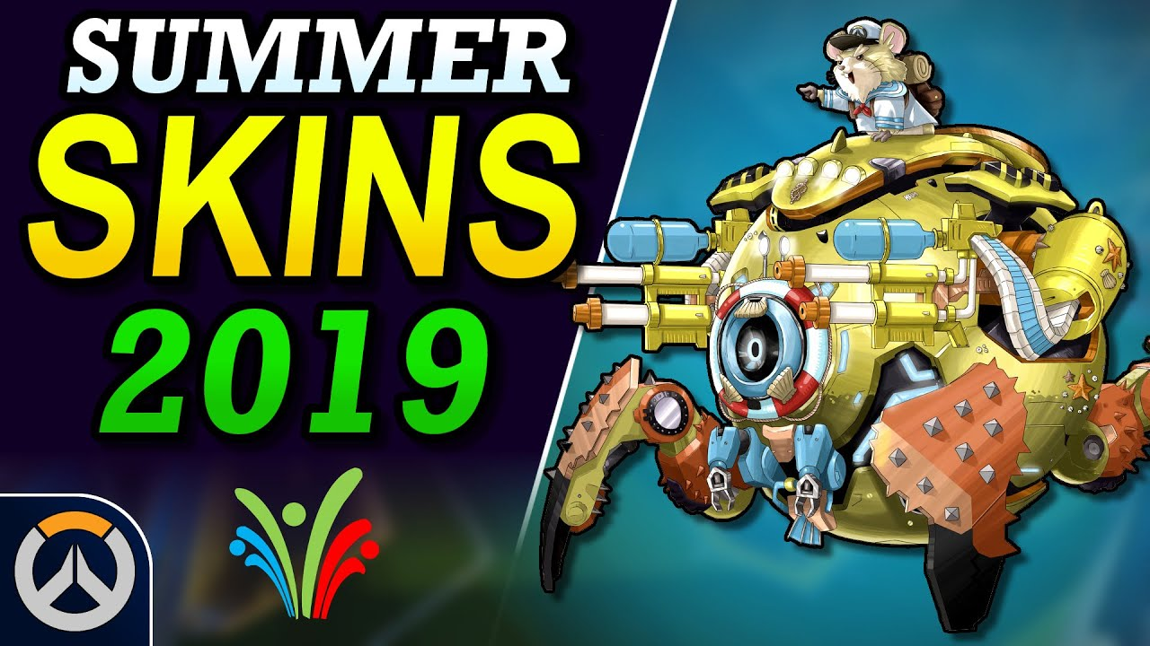 Overwatch Skin Predictions Christmas 2020 Overwatch Summer Games 2019 Event Skin Ideas & Artwork (Genji