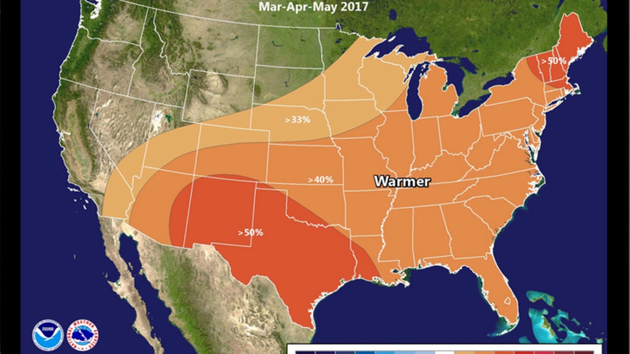 Spring Summer 2017 Weather Outlook For Eastern Utah And Western