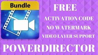cyberlink powerdirector free activation key
