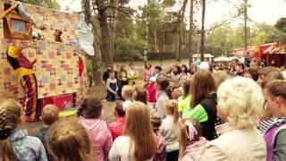 Видеоотчет 14 сентября - праздник в дзержинском городском парке