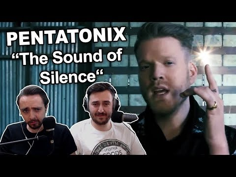"""Singers Reaction/Review to """"Pentatonix - The Sound of Silence"""""""