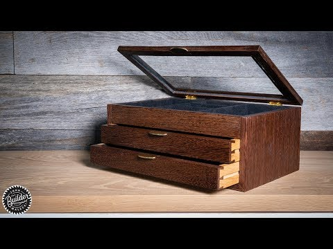 How To Make A Jewelry Box | Woodworking How-to