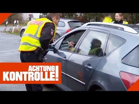 Einbrecherbanden auf der Spur! Großeinsatz der Polizei auf der A7!  | Achtung Kontrolle | kabel eins