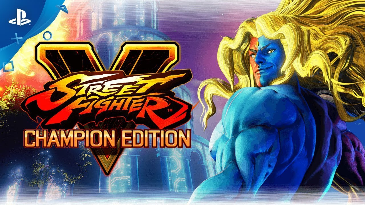 Street Fighter V Champion Edition Gill Reveal Ps4 Youtube