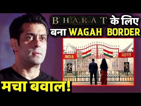 Salman Khan's Wagah Border Set For Bharat Creates Trouble For Farmers!