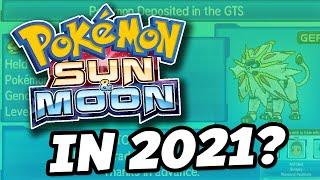 Pokemon Sun & M๐on In 2021...