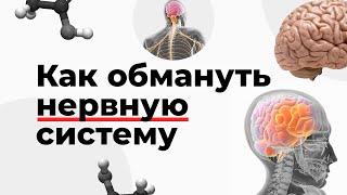 Как обмануть нервную систему