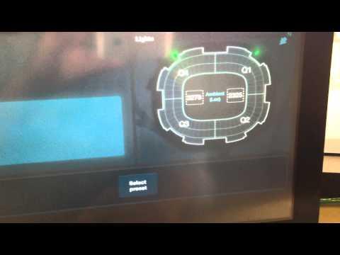 Stadium Master Control System