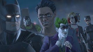 Video Batman & Vigilante Joker Vs Waller, Bane, Harley & Catwoman - Batman: The Enemy Within download MP3, 3GP, MP4, WEBM, AVI, FLV April 2018