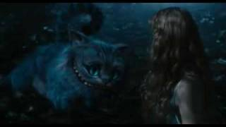 Alice In Wonderland Scene- The Cheshire Cat (2010)