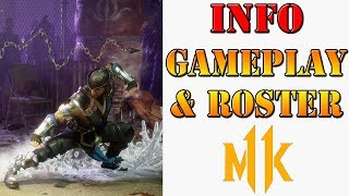 What we know so far about MK11's Gameplay mechanics & roster