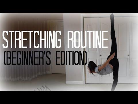 Stretching Routine (Beginner's Edition)
