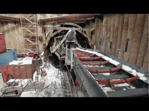 Строительство участка «Выхино» - «Жулебино»