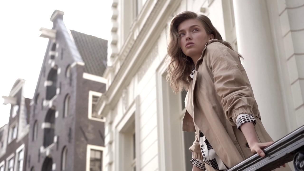 Chanel Fashion Lookbook Amsterdam