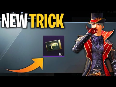 PUBG MOBILE HOW TO GET 600 PREMIUM CRATES GET FREE NEW TRICK 100% WORKING WITH PROOF
