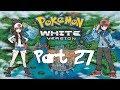 Let's Play! - Pokemon Black And White Episode 27: Terrakion Battle