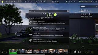 Non-profit/diákváltozat aktiválása - ARCHLine.XP Live Oktatóanyagok