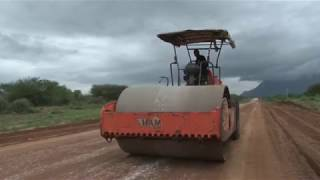 Launch for the upgrading of Loichangamatak - Lodwar (A1) Road held on 20th April, 2018