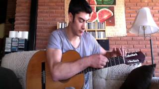 (Cover) Drifting - Andy Mckee | DADGAD |