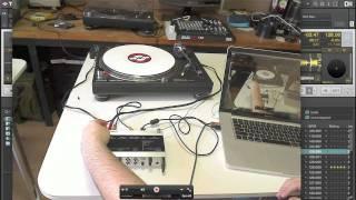 Tutorial - Como tocar com Timecode Vinil no Traktor Scratch Pro
