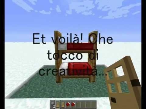 Creare un letto a castello 2 youtube - Costruire un letto a castello ...